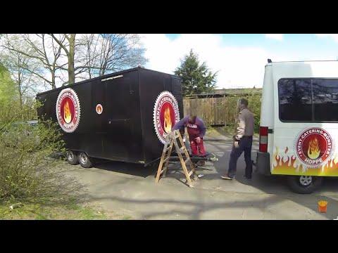 imbisswagen foodtruck selber beschriften vlog 9 asurekazani. Black Bedroom Furniture Sets. Home Design Ideas
