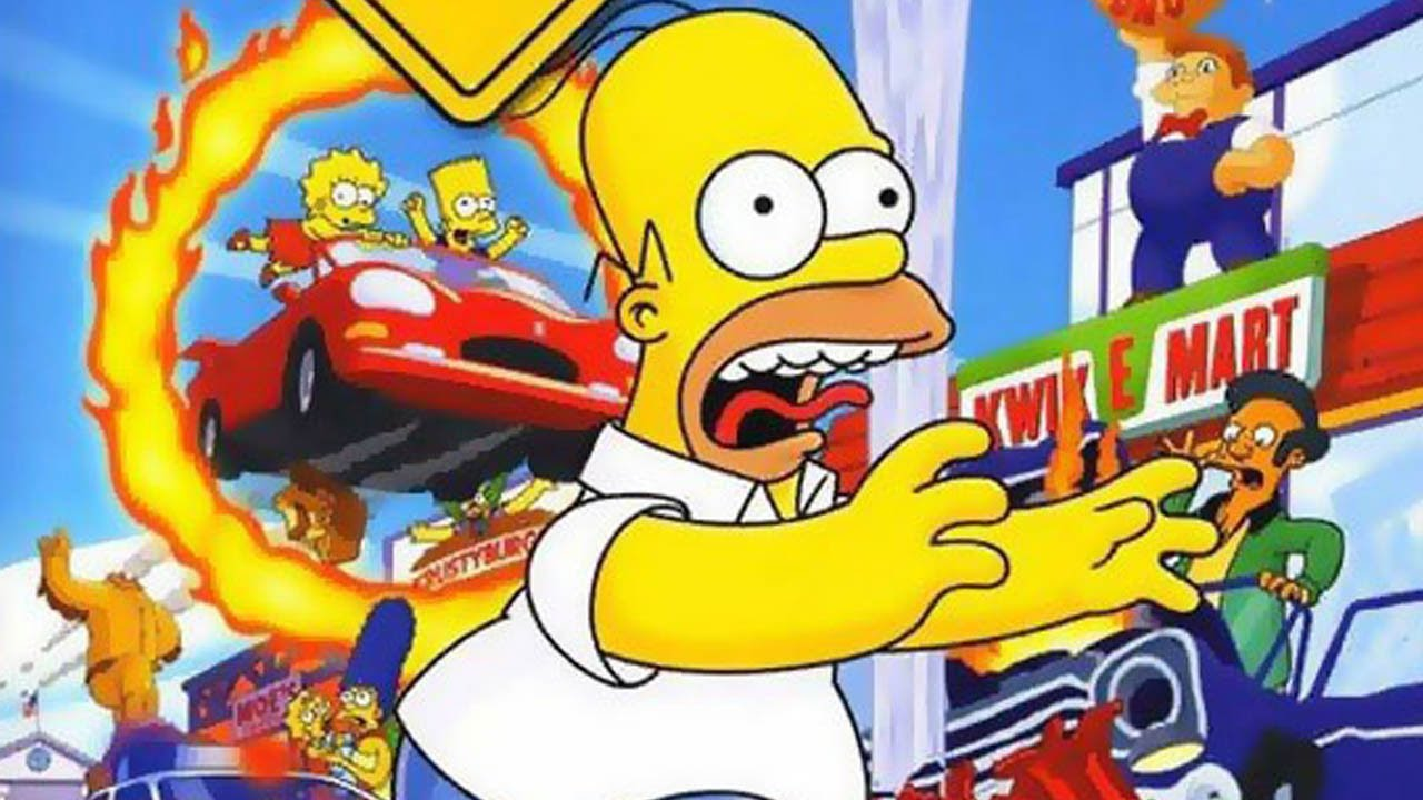 The simpsons: hit & run free download » steamunlocked.