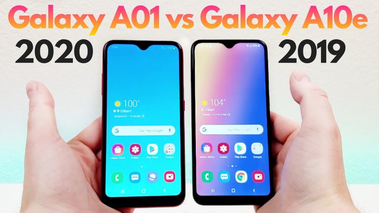 Samsung Galaxy A10e And Galaxy A20 Launch