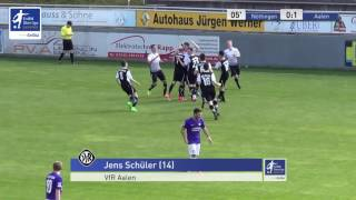 A-Junioren - FC Noettingen vs. VfR Aalen 0-1 - Jens Schüler
