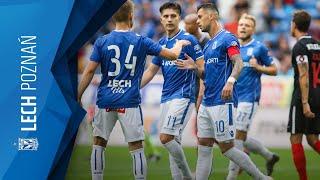 Lech Poznań - FC Midtjylland 2:1 (skrót)