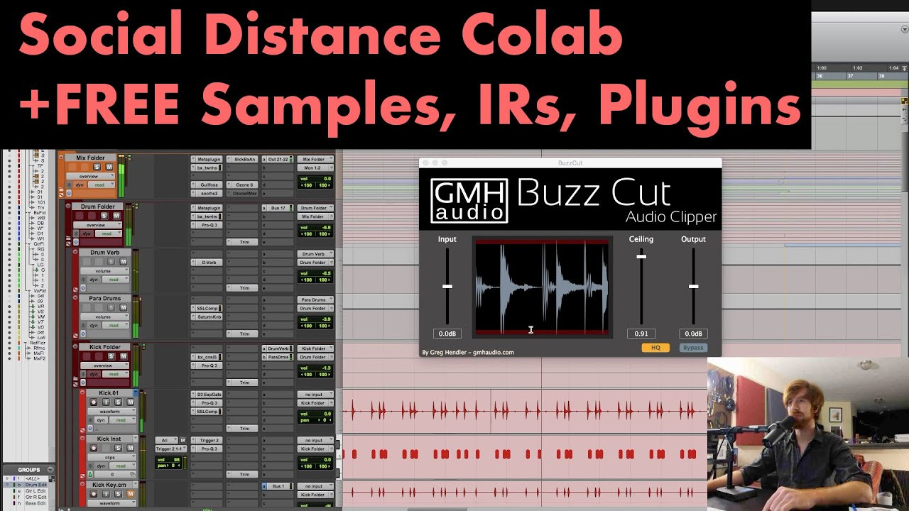 Video: Social Distance Collab Song + GMH Download