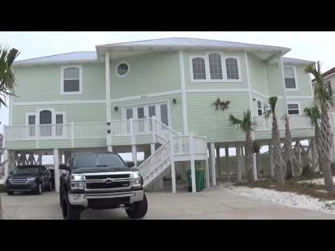 Back to vacation house in navarre beach FL. island