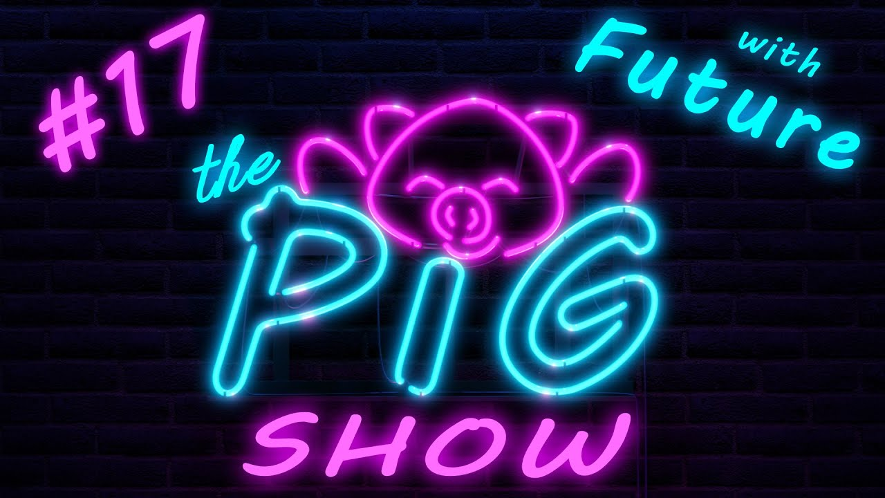 "Joseph ""Future"" Stanish on Ep.17 of #ThePiGShow"