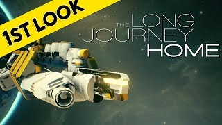 First Look At - Long Journey Home (2017 Space Exploration Roguelike)