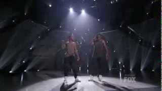 Luther Brown - SYTYCD Season 10 Finale (Fik-Shun & Twitch)