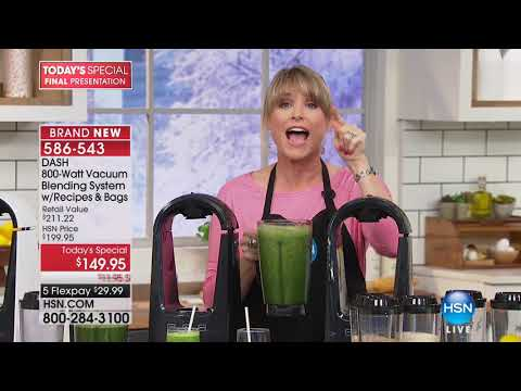 HSN | Healthy Cooking 01.02.2018 - 04 PM