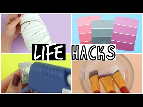 7 LIFE HACKS + DIYS YOU MUST-TRY!