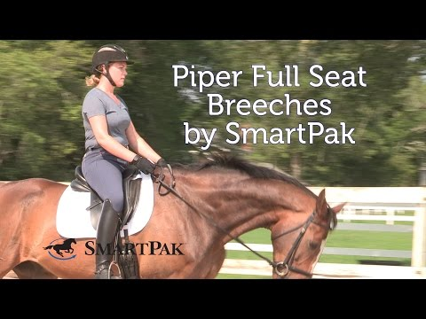 Piper Full Seat Breeches by SmartPak Review