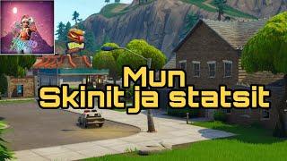 Mun Fortnite statsit/Skins