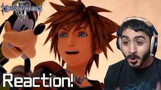 Kingdom Hearts 3 Classic Kingdom Trailer - Reaction