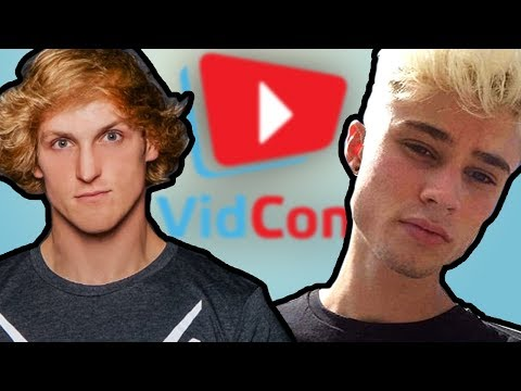 Don't Go To VidCon (Ft. Logan Paul & Instagram Model)