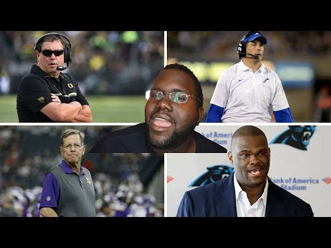 Carolina Panthers Hire New Coaching Staff!!! Thomas Davis and Ryan Kalil Retiring?!!| LCameraTV