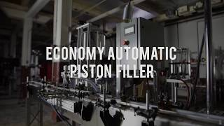 Economy Automatic Piston Filler