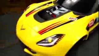 New Bright Test Lab: RC Chargers Chevrolet Corvette C7R