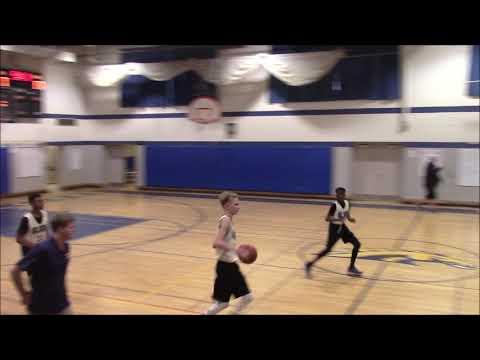 2/6/19 Briggs Chaney Middle School vs Sligo Middle School