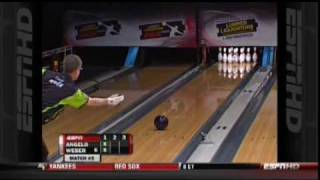 2010 Pete Weber vs Brad Angelo Part 1