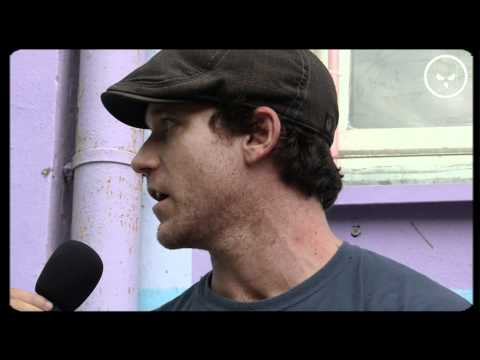 Hot Water Music Interview with Chuck Ragan + Live 2011 HD