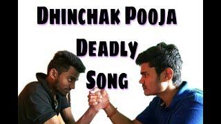Dhinchak pooja's song is too dangerous //Shakti SINGH