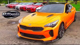 2018 Kia Stinger GT Twin Turbo V6 FIRST DRIVE REVIEW (2 of 2)