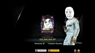 OPENING JUVE RM UPGRADED PACKAGE - FIFA ONLINE 3