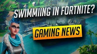 Fortnite Chapter 2! (Swimming, New Map, New Skins) - Gaming News
