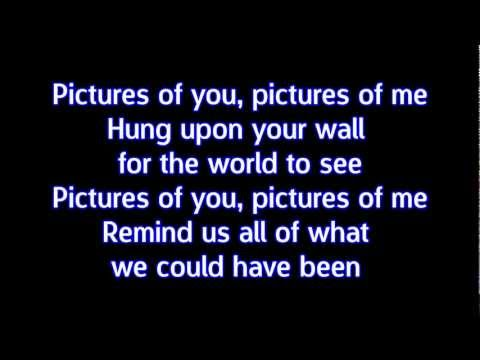The Last Goodnight - Pictures of You [Lyrics]