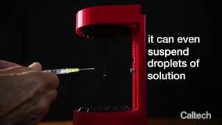Ultrasonic Levitator for Chemical Mixing thumbnail