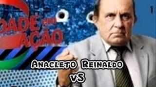 Anacleto Reinaldo Vs Fernando Collor de Mello