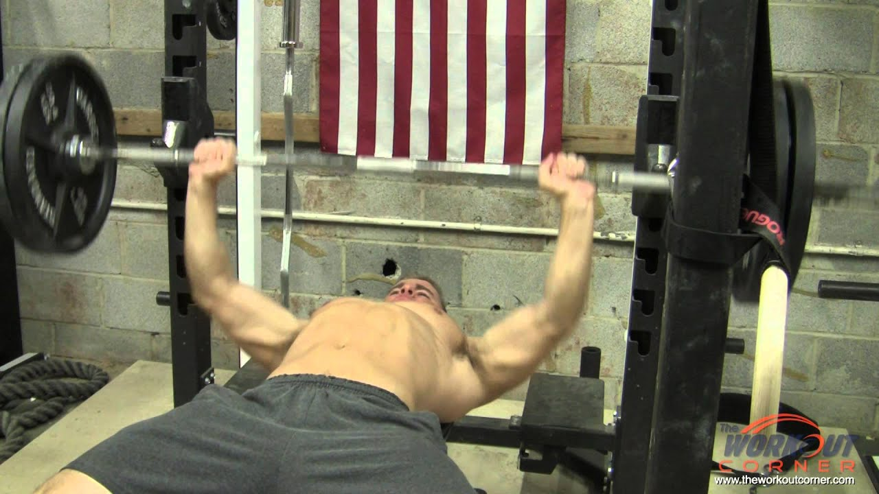 Chest Workout - 5 Chest Exercises for Mass - YouTube
