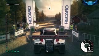 Dirt 3 PC Gameplay Part 4 : Trailblazer Ultra High Settings GTX460 HD