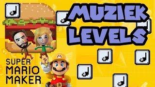 THE ONCE AND FUTURE MARIO - Mario Maker Muzieklevels
