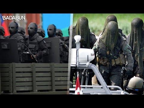 Las fuerzas especiales más letales del mundo