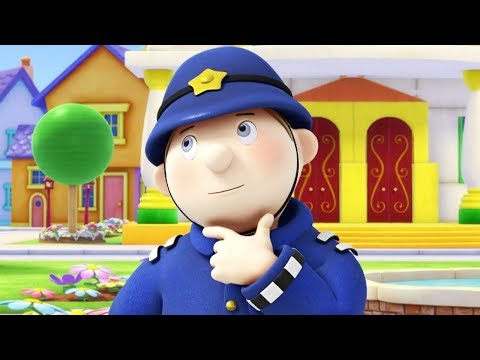 Noddy In Toyland | Mr. Plod's Picnic Surprise | Noddy Englis