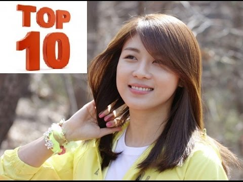 Top 10 Most Popular Korean Actresses In 2014