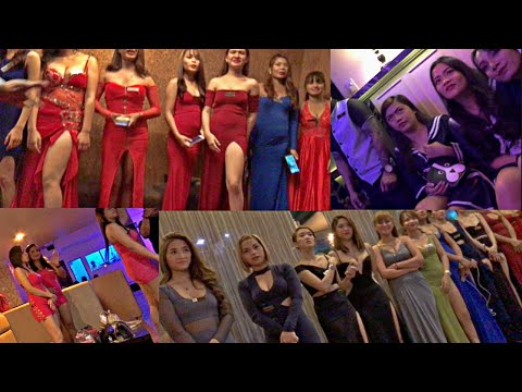 2019 Philippines nightlife Beautiful Filipino