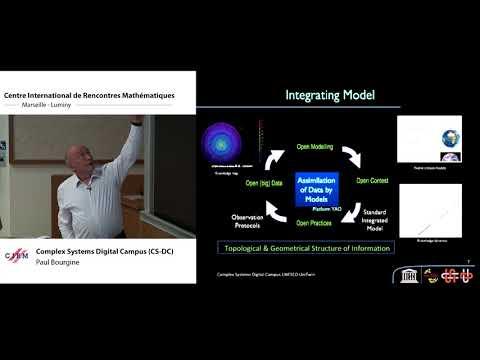 Paul Bourgine : Complex Systems Digital Campus (CS-DC)