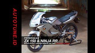 Kawasaki Ninja RR CBU 2004   Motkas Pilihan   Bike Review   Autotune.id