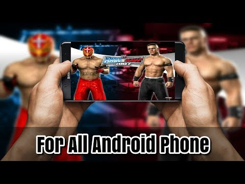 How To Play WWE SmackDown Vs. Raw 2007 In Android Phone