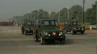 Maruti Suzuki Gypsy Kings in service of the Indian Army!