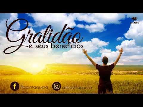 Pregação  Gratidão e seus benefícios Pr Marcio Pereira