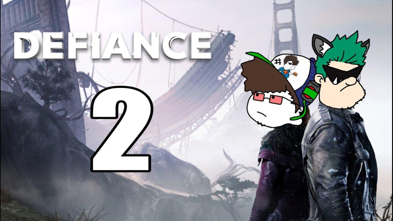 Defiance Missão 3 e Torteragens