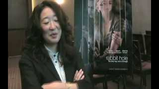 Sandra Oh Exclusive Interview for the movie Rabbit Hole
