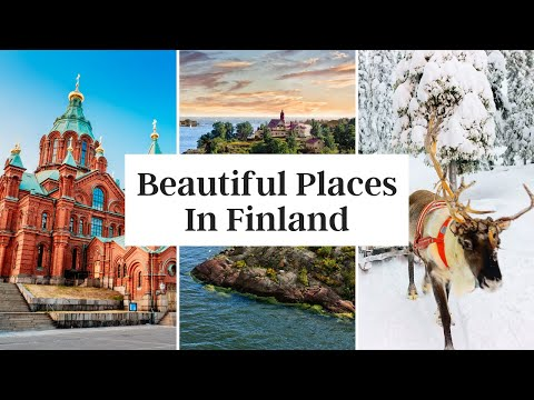 Amazing Places to Visit in Finland