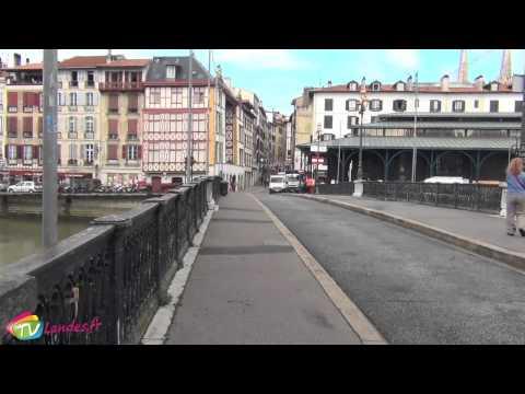 Visite de la ville de Bayonne