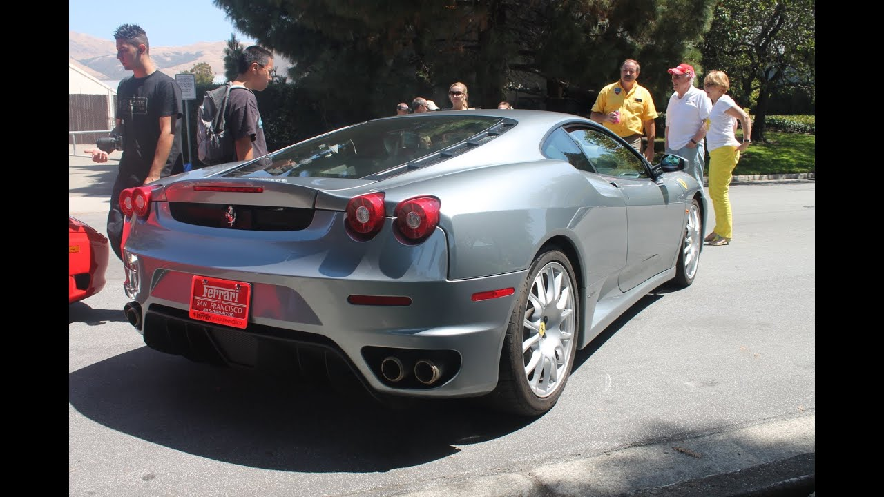 Ferrari F430 Silver Www Pixshark Com Images Galleries