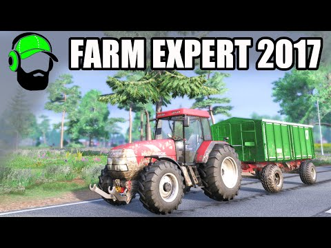 Farm Expert 2017 Gameplay - Let's try the animal husbandry