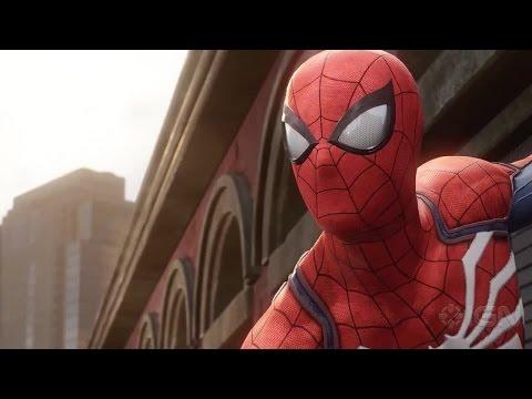 E3 2016 : Insomniac Games annonce un Spider-Man sur PS4