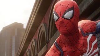 Spider-Man PS4 Reveal Trailer - E3 2016