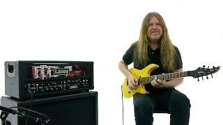 Harmonics #3 - Mattias Eklundh Guitar Lesson
